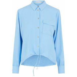 Chemise à manches longues Taille réglable - Pieces - Modalova