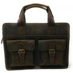 Sac sacoche besace en cuir italien - OH MY BAG - Modalova