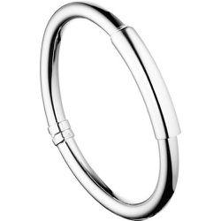 Bracelet jonc New jonc en 925, 17.2g, Ø60mm - CLIO BLUE - Modalova