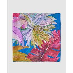 Foulard en soie imprimé floral - EL CORTE INGLES - Modalova