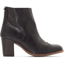 Boots cuir à talons Misty - Kickers - Modalova