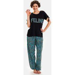 Pyjama Féline - POMM'POIRE - Modalova