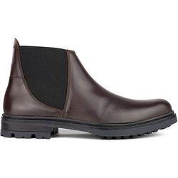 Boots chelsea en cuir - SON CASTELLANISIMOS - Modalova
