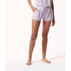 Bas de pyjama short bords dentelle MADAY - ETAM - Modalova