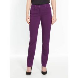 Pantalon droit, petite stature - SECRETS DE MODE - Modalova