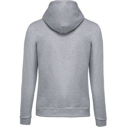 Sweat-shirt zippé capuche - KARIBAN - Modalova