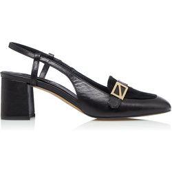 Chaussures à talon et bride arrière - CLERKENWELL - DUNE LONDON - Modalova
