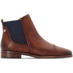 Boots en cuir talon plat - Pikolinos - Modalova