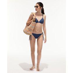 Haut de bikini triangle fixe fibres recyclées - FORMULA JOVEN - Modalova