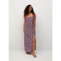 Robe style lingerie imprimée - Mango - Modalova