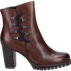 Bottines boots cuir - marco tozzi - Modalova