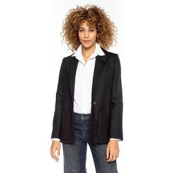 Veste droite en lainage - TRENCH AND COAT - Modalova