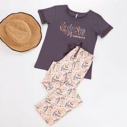 Pyjama manches courtes Fol - MELISSA BROWN - Modalova