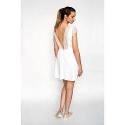 Robe de mariée dos nu, made in France - HARPE - Modalova
