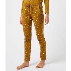 Bas de pyjama pantalon imprimé NUTS - ETAM - Modalova