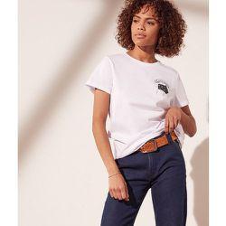 T-shirt 'positivity' POSIVITY - ETAM - Modalova