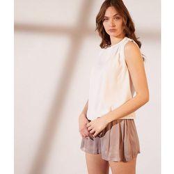 T-shirt épaules plissées DEBBIE - ETAM - Modalova