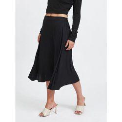 Jupe mi-longue Taille haute - Vila - Modalova