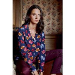 Blouse col pyjama VINYLE - SOI PARIS - Modalova