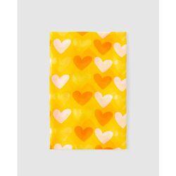 Foulard à coeurs orange - AGATHA RUIZ DE LA PRADA - Modalova