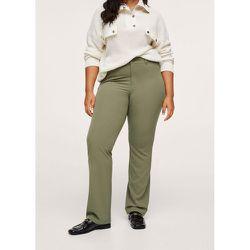 Pantalon droit - Mango - Modalova