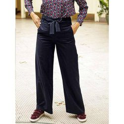 Pantalon 100% laine vierge ample - SOI PARIS - Modalova