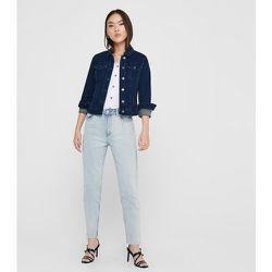 Veste en jean courte, coupe droite - JDY - Modalova