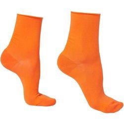 Chaussettes courtes à bords francs en coton - CALZEDONIA - Modalova