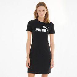 Robe t-shirt manches courtes, logo devant - Puma - Modalova