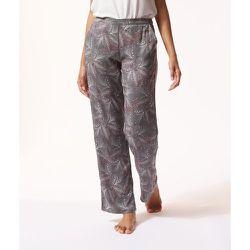 Bas de pyjama pantalon imprimé IDRIS - ETAM - Modalova