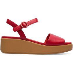 Sandales élastiques à talons cuir Misia - Camper - Modalova