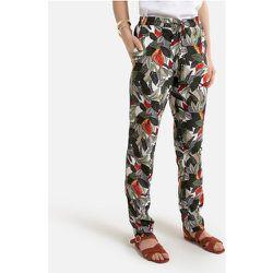 Pantalon fuselé imprimé floral - Anne weyburn - Modalova