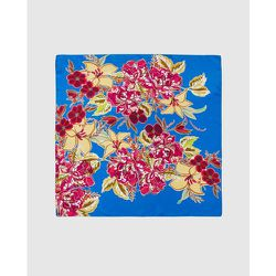 Foulard en soie imprimé à motif - EL CORTE INGLES - Modalova