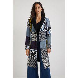 Manteau patch jean - Desigual - Modalova