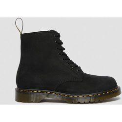 Boots cuir suédé à lacets 1460 Pascal - Dr Martens - Modalova