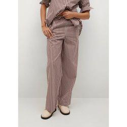 Pantalon imprimé coton - Mango - Modalova