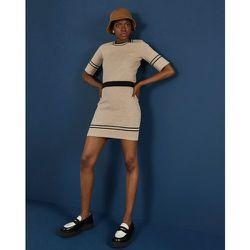 Jupe courte bicolore - RODIER - Modalova