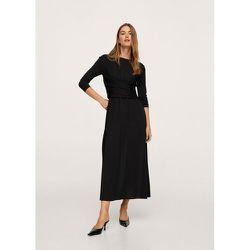 Robe détail taille - Mango - Modalova