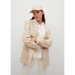 Sweat-shirt élastique capuche - Mango - Modalova