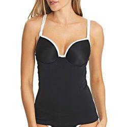 Haut de maillot de bain tankini à armatures Back to black - FREYA SWIM - Modalova