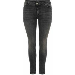 Pantalon Taille moyenne Curve - Pieces - Modalova