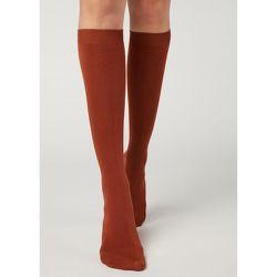 Chaussettes longues avec cachemire - CALZEDONIA - Modalova