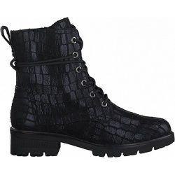 Boots plates à lacets - tamaris - Modalova