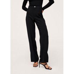 Pantalon costume ouvertures - Mango - Modalova