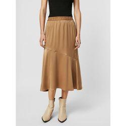 Jupe mi-longue Taille haute - Vero Moda - Modalova