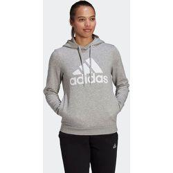 Sweat-shirt à capuche LOUNGEWEAR Essentials Logo Fleece - adidas performance - Modalova