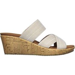 Sandales à talons compensés BEVERLEE - Skechers - Modalova