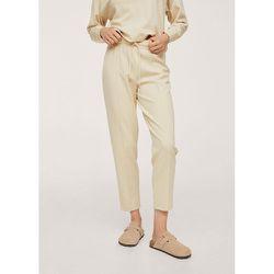 Pantalon de jogging cordon - Mango - Modalova