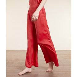 Bas de pyjama pantalon satiné AGRUME - ETAM - Modalova