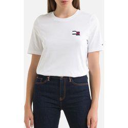 Tee shirt col rond manches courtes imprimé devant - Tommy Hilfiger - Modalova